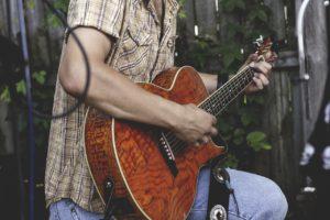 Gitarrespielen lernen